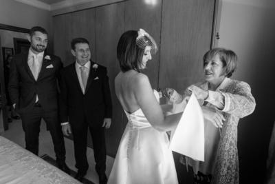bolerino sposa